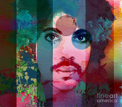 R.i.p Mixed Media - Prince Hit N Run  by Irina Effa