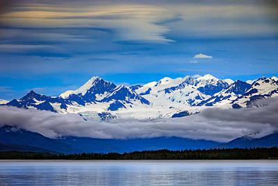Prince William Sound, Alaska Print by Rick Berk