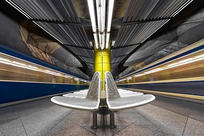 Underground Photograph - Pro Vocation by Joe Plasmatico