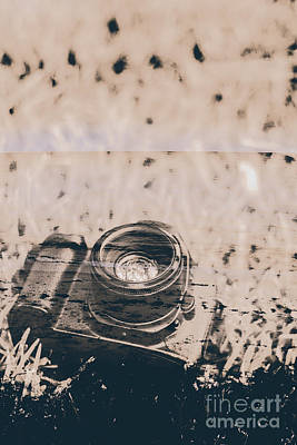 Double Exposure Photograph - Projection Of A Landscape Photographer by Jorgo Photography - Wall Art Gallery