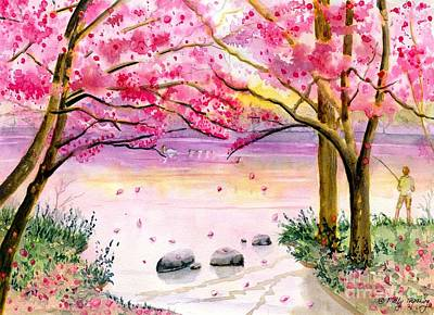 Promise Of A Dream Original by Melly Terpening