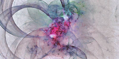 Provocation Symmetry  Id 16097-150839-31700 Print by S Lurk