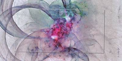 Provocation Symmetry  Id 16097-150839-31703 Print by S Lurk