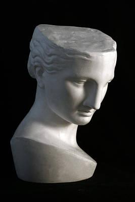 Modelin Sculpture - Psyche Of Capua by Andrea Felice