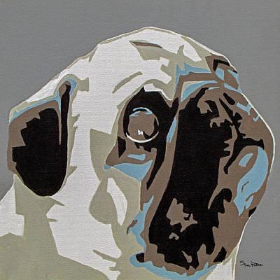 Pug Original by Slade Roberts