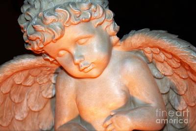 Christian Artwork Digital Art - Pure Light by Ella Kaye Dickey