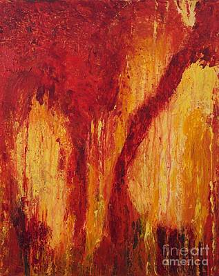 Passionate Painting - Pure Love by Catalina Walker
