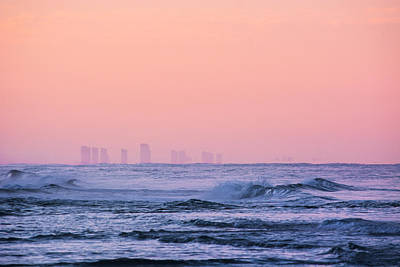 Beach Photograph - The World Beyond by Shelby Young