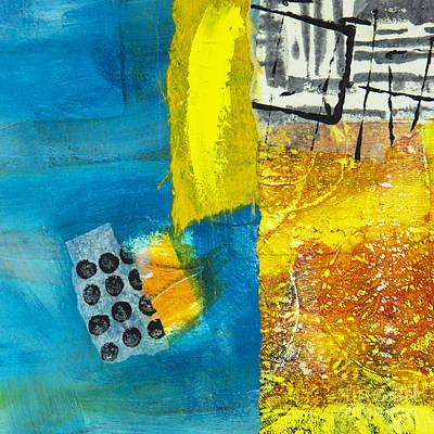 Avant Garde Mixed Media - Puzzle 1 by Elena Nosyreva