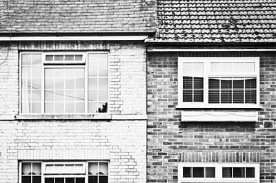Pvc Windows Print by Tom Gowanlock