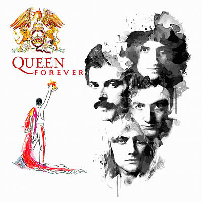 Queen Forever Remix II Original by Don Kuing