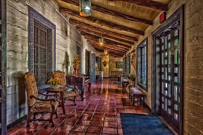 Mazatlan Photograph - Quinta Mazatlan Breezeway by Mountain Dreams