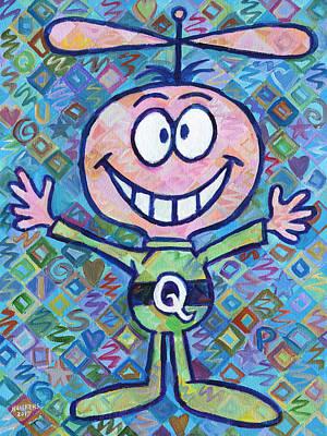 Quisp 2 Original by Randal Huiskens