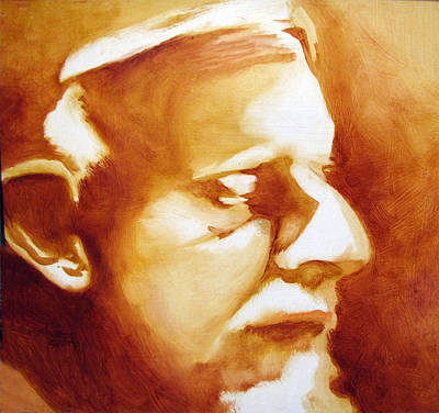 Schmid Painting - R. Schmid by Shane Guinn