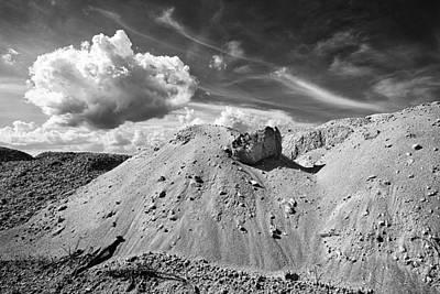 Photograph - Racetrack Ridge by Stephen Mack