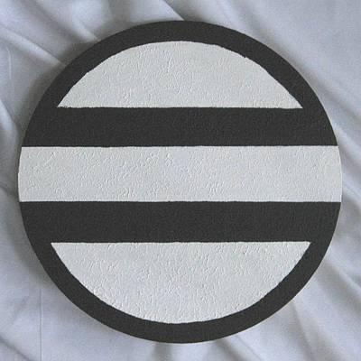 Rail Crossing II Original by Michael Copeland Sydnor