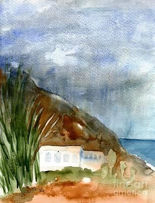 Rain And Sun Original by Karina Plachetka