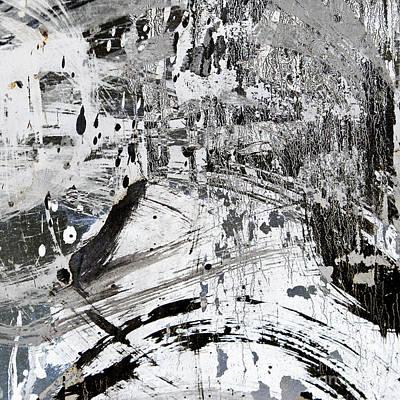Rain Print by Elena Nosyreva