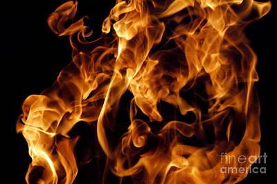 Burned Clay Photograph - Raku Dos by Jennifer  Diaz