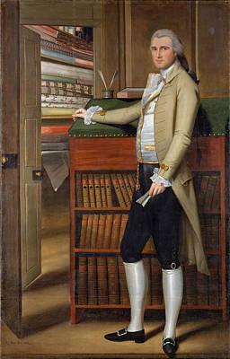 Ralph Earl Painting - Elijah Boardman by Ralph Earl