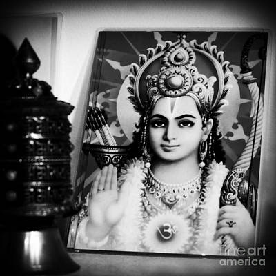 Rama  Print by Sharon Mau