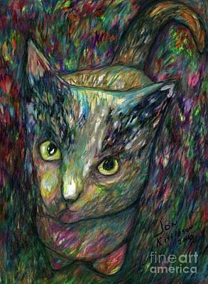 Drawing - Ramona by Jon Kittleson