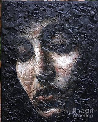 Ravi Painting - Ravi by Doug Norton