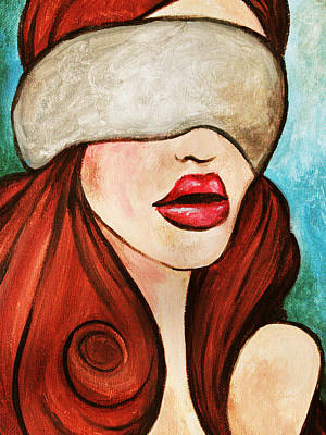 Raw Print by Dania Piotti