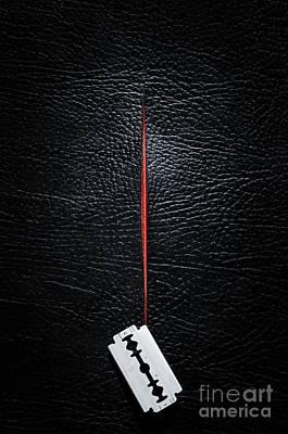 Separation Photograph - Razor Cut by Carlos Caetano