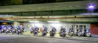 Ready To Roll Print by JC Findley