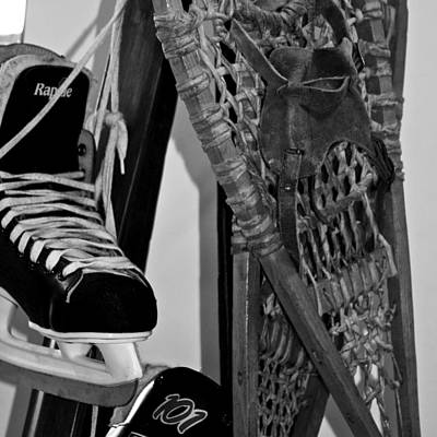 Ready To Skate Original by Bonnes Eyes Fine Art Photography