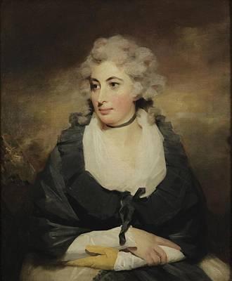 Northumberland Painting - Reay Of Killingworth by Henry Raeburn
