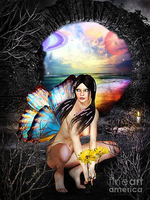Digital Art - Reboot  by Alicia Hollinger