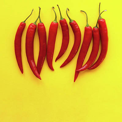 Chili Peppers Original by Andrey A