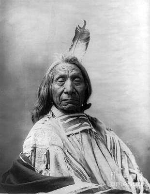 Red Cloud, Oglala Lakota Indian Chief Print by Science Source