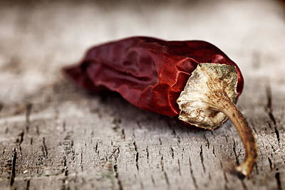 Chillie Photograph - Red Pepper by Boyan Dimitrov