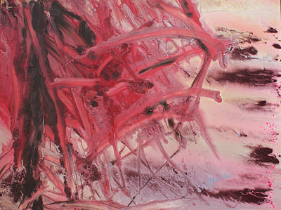 Red Tide Original by Ethel Vrana