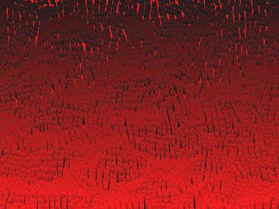 Fractal Digital Art - Red.420 by Gareth Lewis