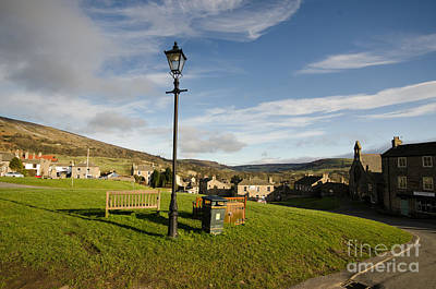 Reeth Print by Stephen Smith