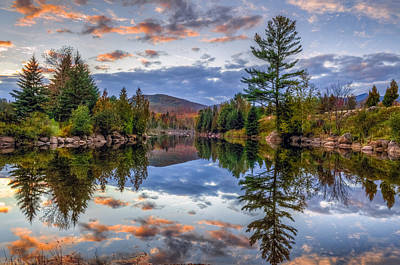 Reflect Print by Mark Papke