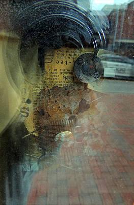 Reflection 1 Print by Marcia L Jones