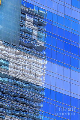Reflection Print by Viktor Savchenko