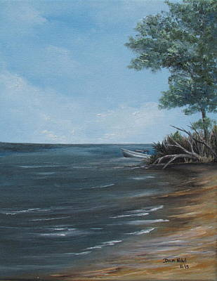 Relaxation Island Original by Dawn Nickel