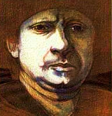 Rembrandt The Elder Print by Jerry  Stith