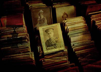 Digital Art - Remember The Fallen by Sarah Vernon