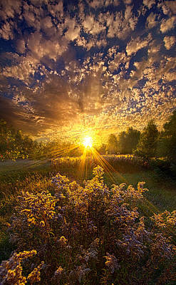 Hope Photograph - Remove Every Doubt by Phil Koch