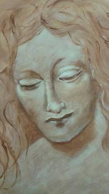 Renaissance Women Print by Lori Thompson