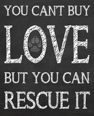 Rescue It Print by Jaime Friedman