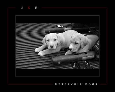 Reservoir Dogs Original by Jonathan Ellis Keys