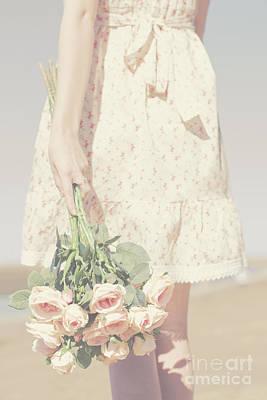 Flower Express Photograph - Retro Love Loss by Jorgo Photography - Wall Art Gallery